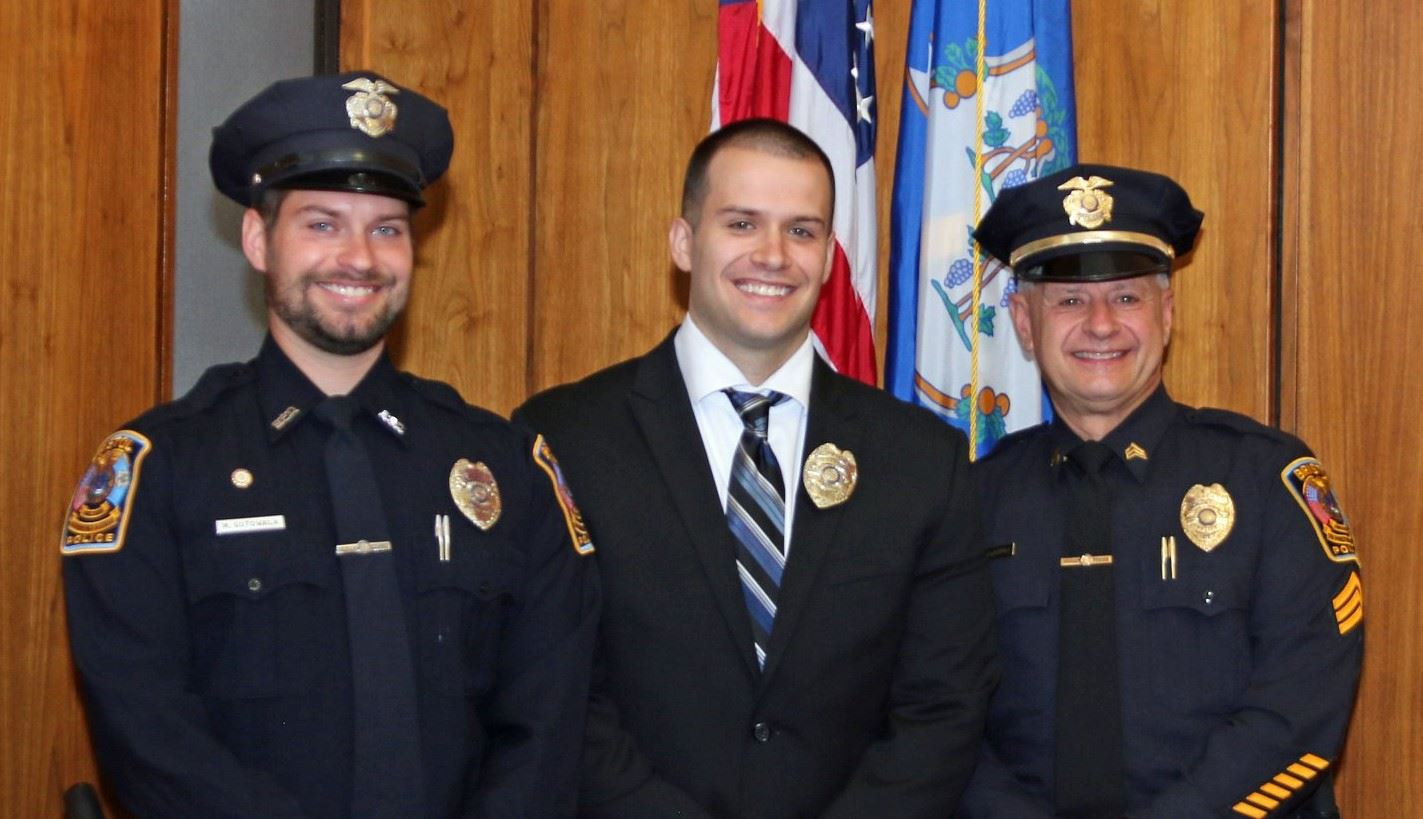 2019 Officer Ryan Gotowala